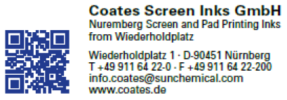 Coates Screen Inks GmbH